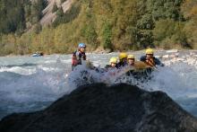 Rafting in Osttirol
