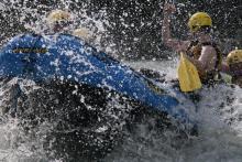 Rafting in Lienz/Austria